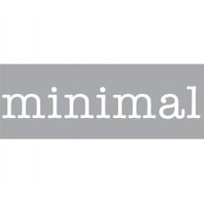 'MINIMAL' COMPOSITION 7 LETTERS NEON+TRANSFORMER 01424 - 6kV