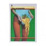 'TOILETPAPER' DRY COTTON Cm.45x65 - PASTA