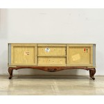 'EXPORT COMÒ' WOODEN TV CABINET,2DOORS AND 2DRAWERS BASECm.160x45 h.65,5